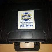 Anglia Sprayers NSTS Testing kit closed